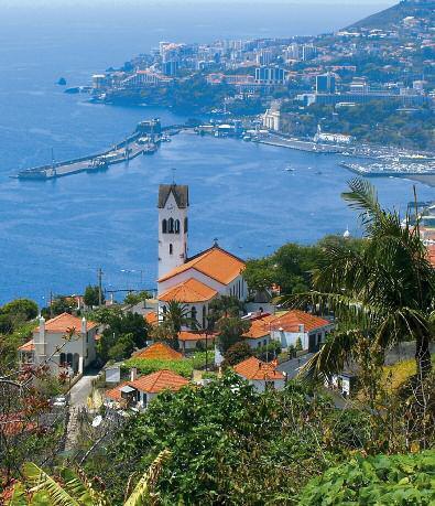 Madeira Der Blumengarten Im Atlantik Reiseangebot
